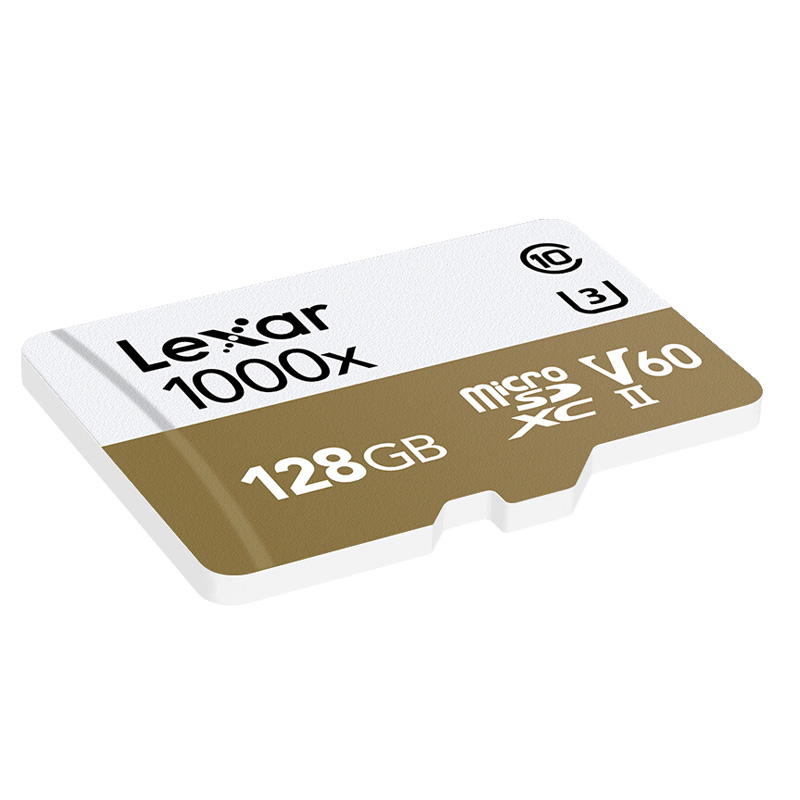 Image 4 - Lexar Micro SD card Professional 1000x 150MB/s 32GB Class 10 64GB 128GB TF Flash Memory Card Reader for Drone Sport Camcorder-in Micro SD Cards from Computer & Office