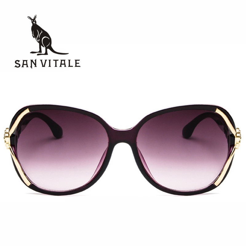 Sunglasses For Women Gothicf Gafas De Sol Mujer Big Frame Casual Clip On Night Vision Glasses New 2018 Fashion Luxury Vintage