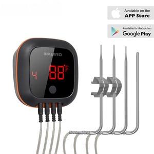 Image 3 - Inkbird IBT 2X 4XS 6XS 3 סוגי מזון בישול Bluetooth אלחוטי מנגל מדחום בדיקות & טיימר עבור תנור בשר גריל משלוח App בקרה