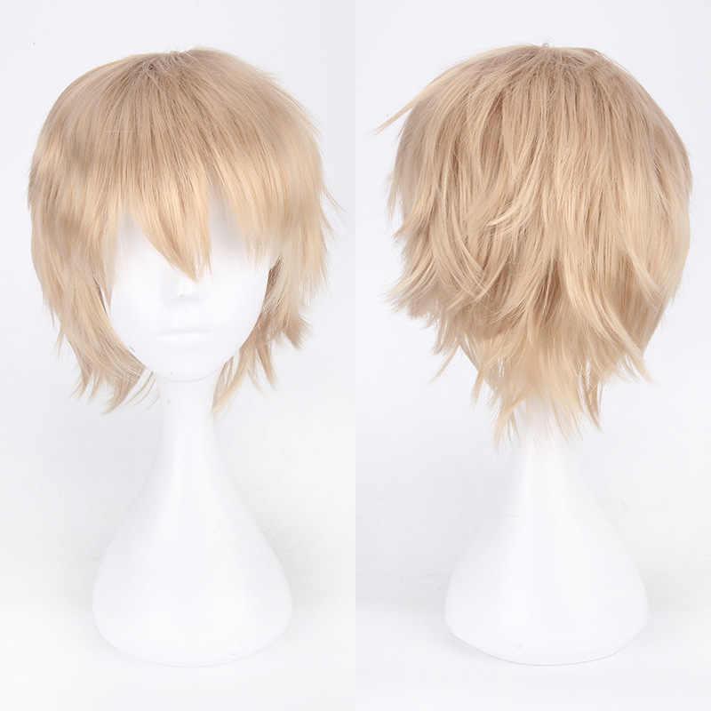 Kurzes blondes Haar Lesbisch
