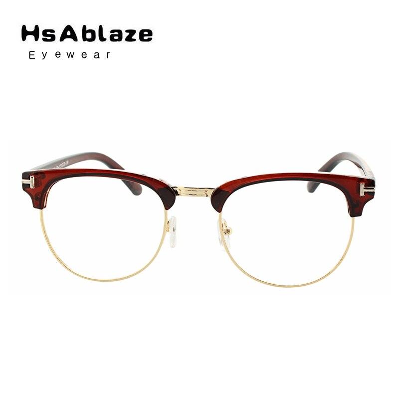 HsAblaze Brillen Mode Männer Marke designer Brillen Frames Frauen ...