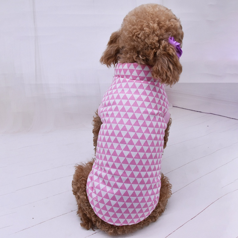 Cute Pet Dog Clothes Winter Warm Pet Dog Jacket Coat Puppy Chihuahua Clothing Hoodies For Small Medium Puppy Yorkshire in Dog Coats Jackets from Home Garden