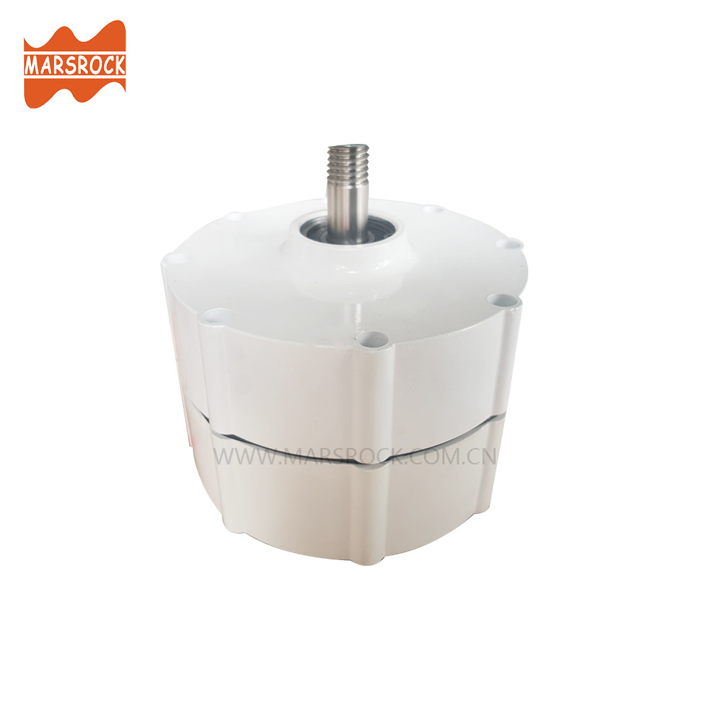 800W 500r/m 12/24/48V Permanent Magnet Generator AC Alternator for Vertical Wind Turbine Generator