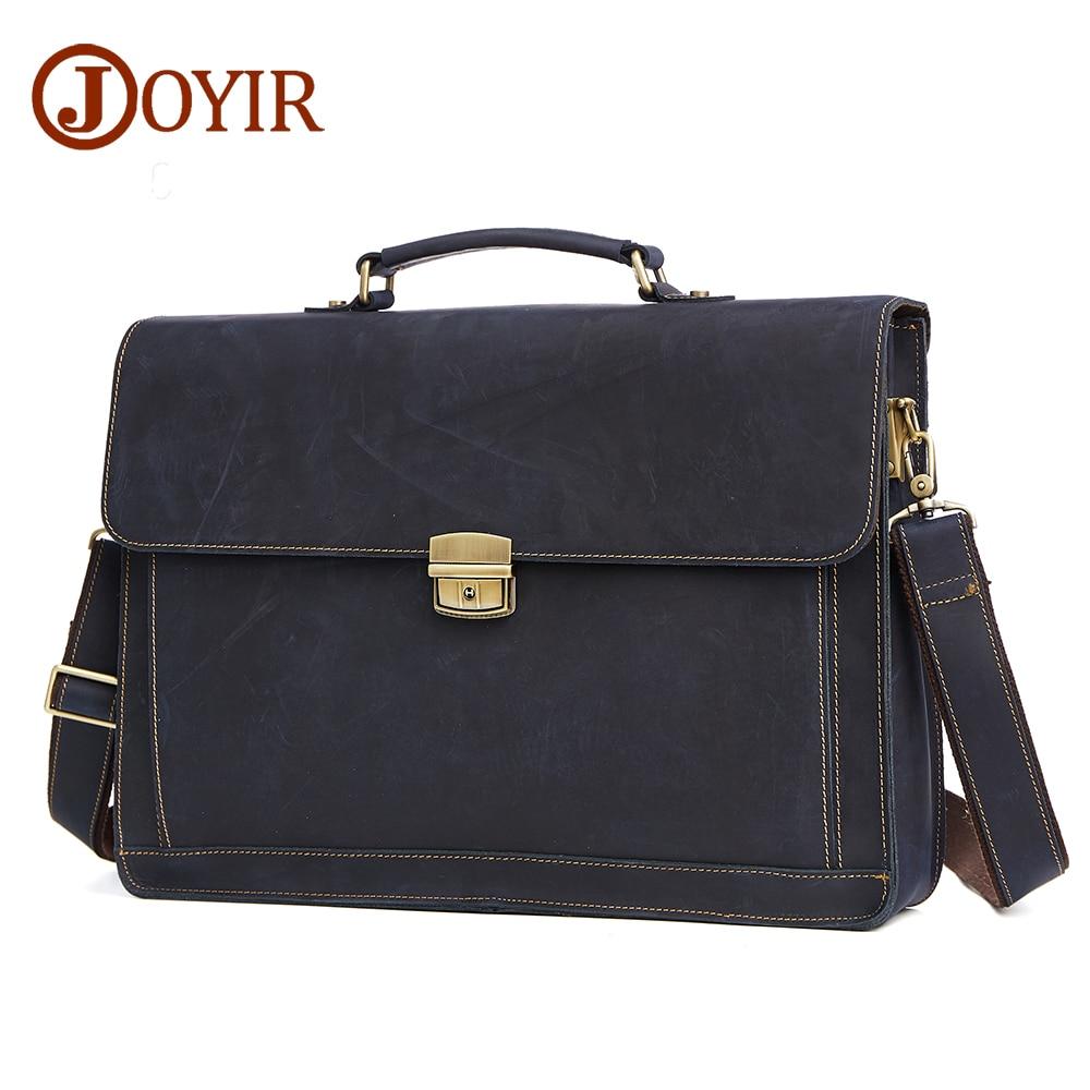 100% Genuine Leather Men Bags High Quality Business bags Male Tote Handbags Shoulder Bags Messenger Bags Briefcase Laptop Bag все цены