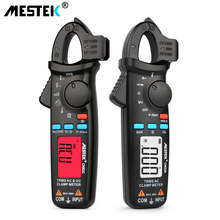True RMS Digital Clamp Meter MESTEK CM82A/B/C DC AC Current Voltage Ampere NCV Ohm Tester Ammeter Multimeter Electrician Tool(China)