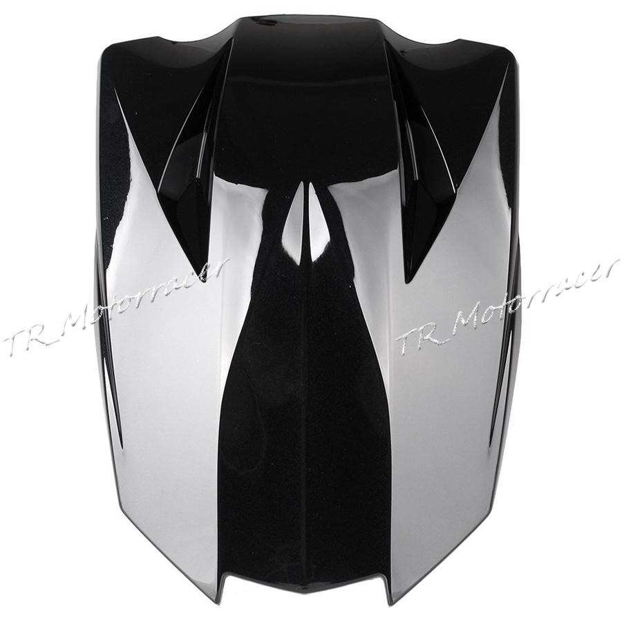 For Kawasaki Z1000 2010-2013 Rear Seat Cowl Cover Fairing Black Motorcycle Accessories ABS Plastic New Free Shipping