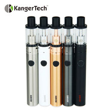 Original Kangertech SUBVOD-C Full Kit 2.8ml Subtank Nano-C Atomizer and 1300mah Subvod Battery Kanger Vaporizer Pen Kit