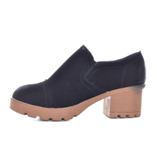 Oxford Women Autumn and Winter Round Toe Shoes