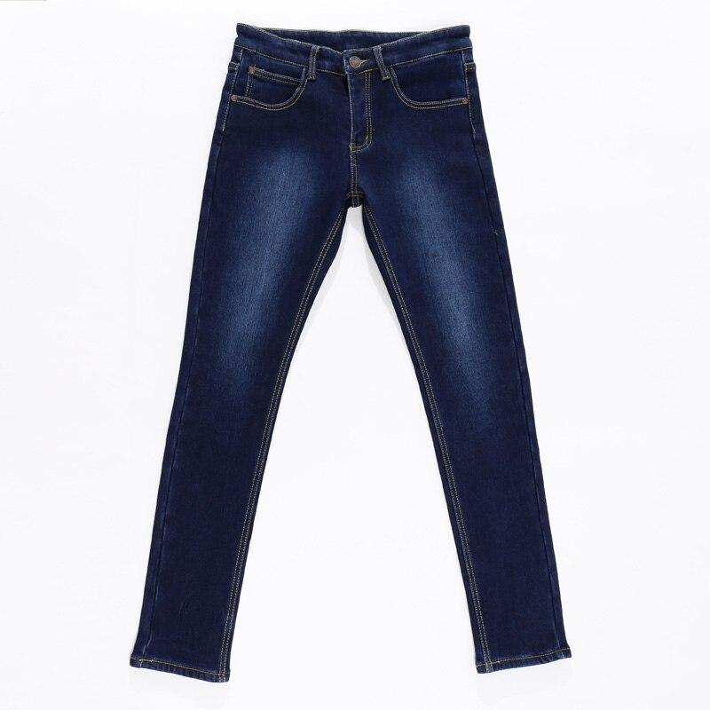 2018New Mode Hommes Designers Droite Coton Stretch bleu Jeans