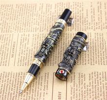 send a refill ballpoint Pen metal School Office supplies dragon roller ball pens high quality luxury business gift 008