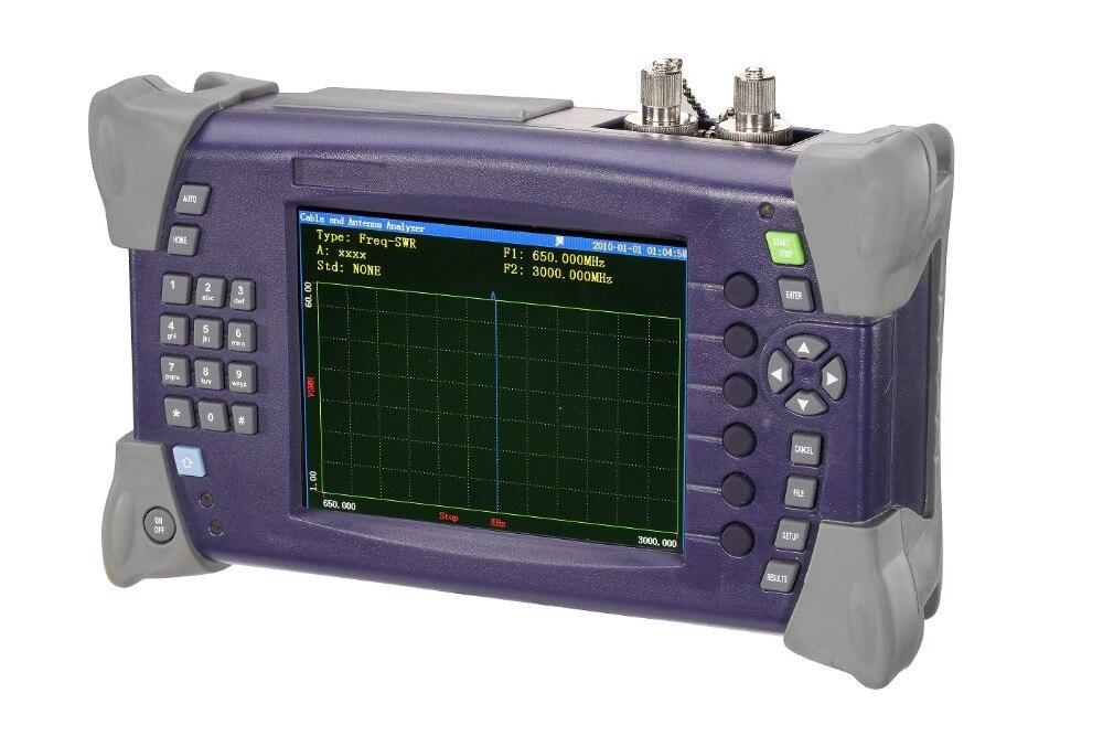Ruiyan RY-FR3303A OTDR 15/16dB 40-50Km Digital Optical Fiber Ranger FTTx FTTH Breakpoint Tester RY3303A Testing ToolRuiyan RY-FR3303A OTDR 15/16dB 40-50Km Digital Optical Fiber Ranger FTTx FTTH Breakpoint Tester RY3303A Testing Tool