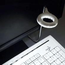 Портативный Яркий USB лампа ночник с переключателем 18 светодиодный USB гаджеты подключи и играй для ПК Ноутбук Периферийные устройства