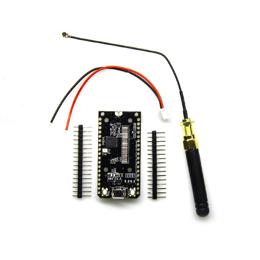LILYGO®Ttgo esp32 sx1276 lora 868/915 mhz bluetooth wi-fi lora placa de desenvolvimento antena internet