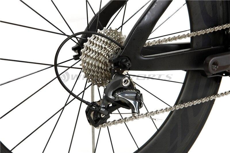 2018 Aero ВРЕМЯ Trail велосипед TT углерода велосипед дороги углерода полный велосипед 22 Скорость 5800/6800 список групп полном дороги углерода полный ...