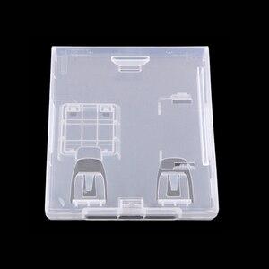 Image 5 - Kartridż z grą plastikowa powłoka pudełko ochronne dla N DS Lite dla N D SI etui na karty futerał do przechowywania obudowa wymienna