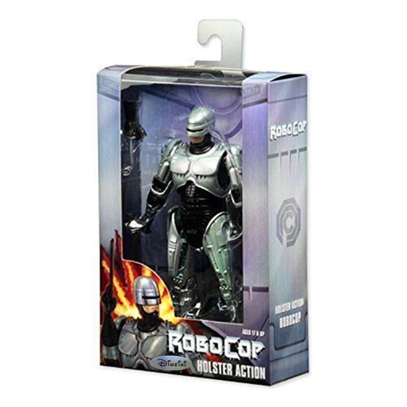 ФОТО Robocop Warrior NECA 7