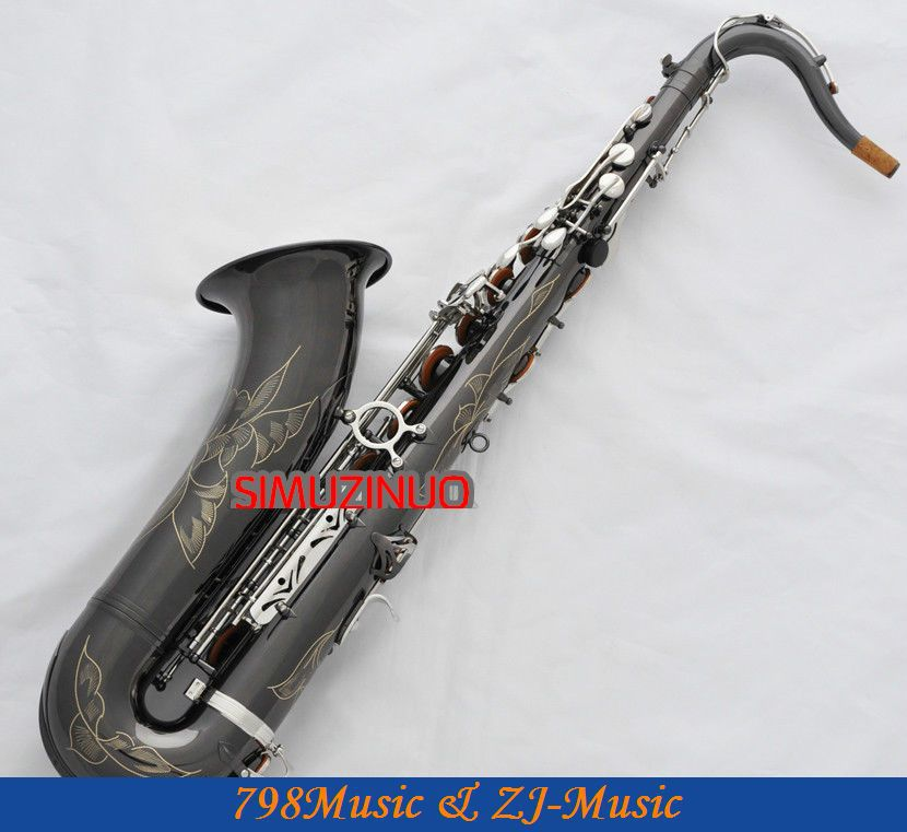 Brand New great looking and sounding Bb Tenor Saxophone suitable for professional saxophonist Bb key with High F key, to High F#