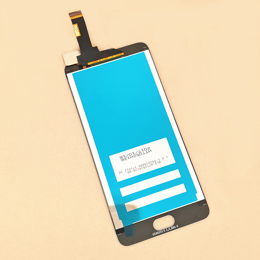 For Meizu M6 Meilan 6 M711Q LCD Display Touch Screen Tools Assembly Replacement for 5 2 inch 1280 720 in Mobile Phone LCD Screens from Cellphones Telecommunications