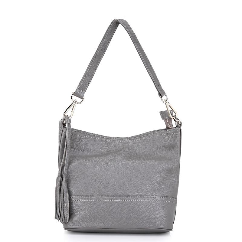 100% ehtne nahk Messenger kotid kuulus brändi naised õlakotid sidur - Käekotid - Foto 4