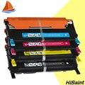4PK Hisaint для Samsung CLT-K407S Тонер Картридж Для Samsung CLP-320 Принтер 320N 325 325 W CLX-3185 3185FN 3185FW