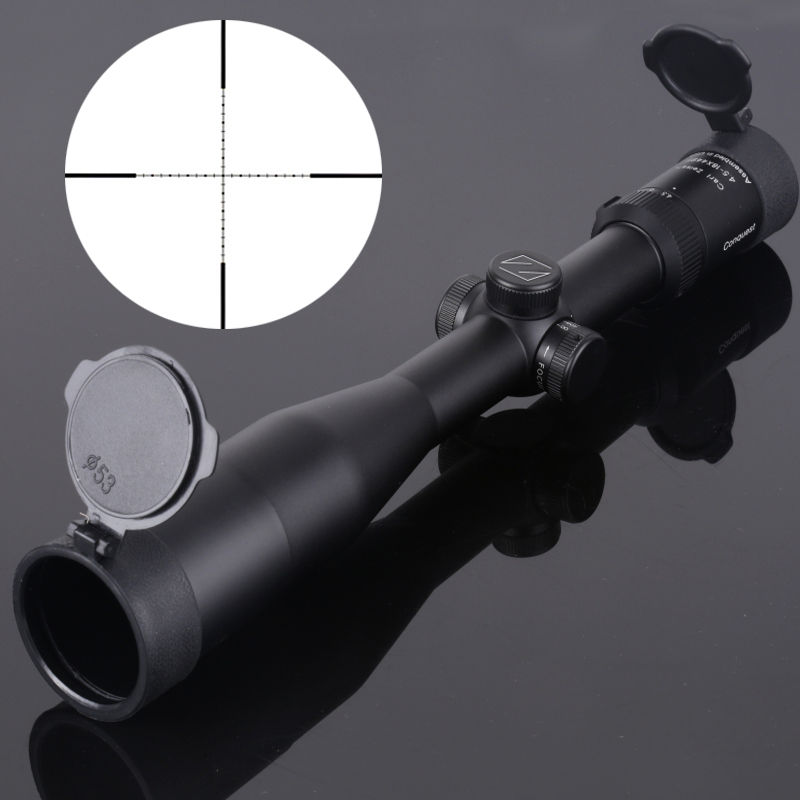 Carl Zeiss 4.5-18X44SF Tactical Optical Riflescope New Style Fast Focus Red And Green Dot Illuminated Hunting Scope For Rifle dr carl peters эльдорадо древних пород