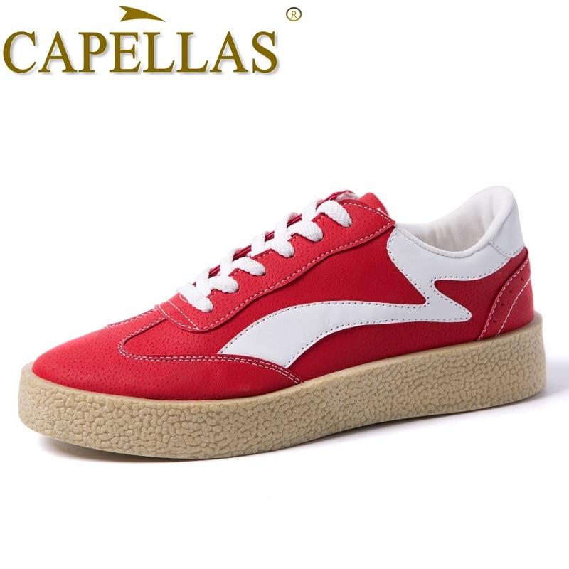 CAPELLAS Herren Schuhe Frühling Herren Schuhe Hohe Qualität - Herrenschuhe