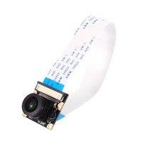New Camera Module Board 5MP 175 Degrees Wide Angle Fish Eye Lenses For Raspberry Pi Model