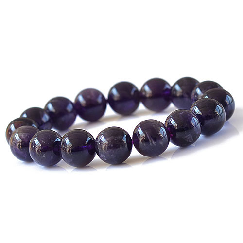 Natural Quality Dark Color Amethyst Bracelet Fine Gemstone Bracelet Jewelry For women Gift with certificate Drop ShippingNatural Quality Dark Color Amethyst Bracelet Fine Gemstone Bracelet Jewelry For women Gift with certificate Drop Shipping
