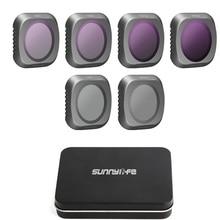 สำหรับ Mavic 2 Pro กล้องกรอง UV CPL ND 4 8 16 32 Neutral Density ตัวกรองสำหรับ DJI Mavic 2 Pro Drone อุปกรณ์เสริมเลนส์กล้อง