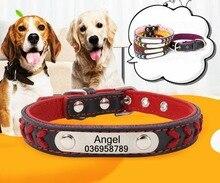 dog collar stainless steel customiz collar