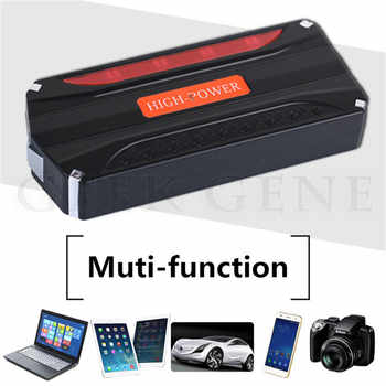 Multi-Function Starting Device 600A 12V Portable Car Charger For Car Battery Booster Buster Mini Car Starter For Diesel Petrol