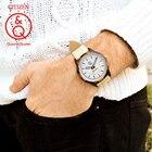 Citizen Q&Q Mens Watches Top Luxury Brand Waterproof Sport Wrist Watch Quartz solar watch women watches Relogio Masculino 4J005Y