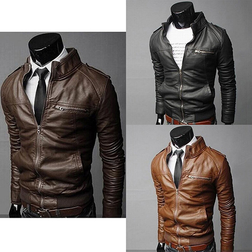 Popular Leather Jackets Bomber-Buy Cheap Leather Jackets Bomber ...