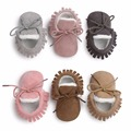 New ROMIRUS Brand Winter Keep Warm PU leather Suede fur Newborn Baby First Walkers Shoes Boots toddler Moccasins Soft Moccs Shoe