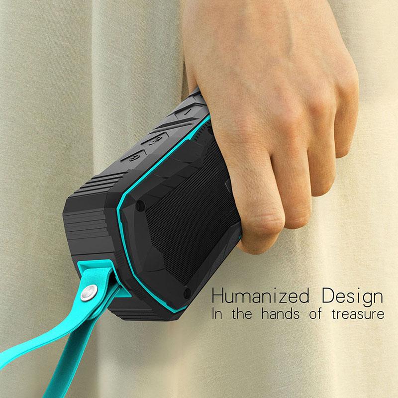 W-King су өткізбейтін Bluetooth 4.0 динамикі - Портативті аудио және бейне - фото 4