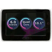 Topnavi 10,1 дюйма Android 6,0 Автомобильный Подголовник DVD монитор плеер TFT HD Экран 1080 P видео мультимедиа MP5 Поддержка регулировка угла