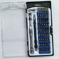 High Quality 54 Bit Driver Kit 57 In 1 Precision Screwdriver Set For All Laptops Phones