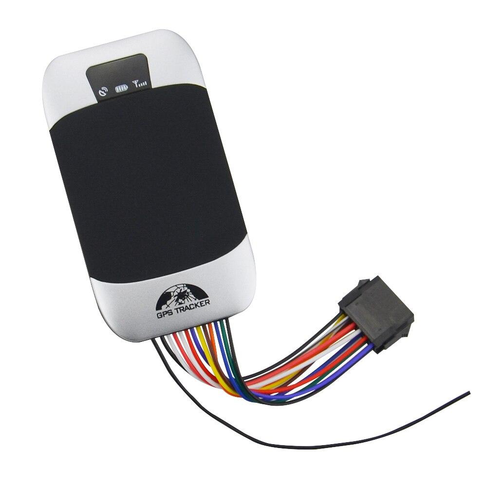 Voiture traceur GPS 12-24 v Gps303g avec télécommande Soutien Capteur de Carburant Livraison APP GPS Rastreador Tk303g Coban tracker GPS pour voiture
