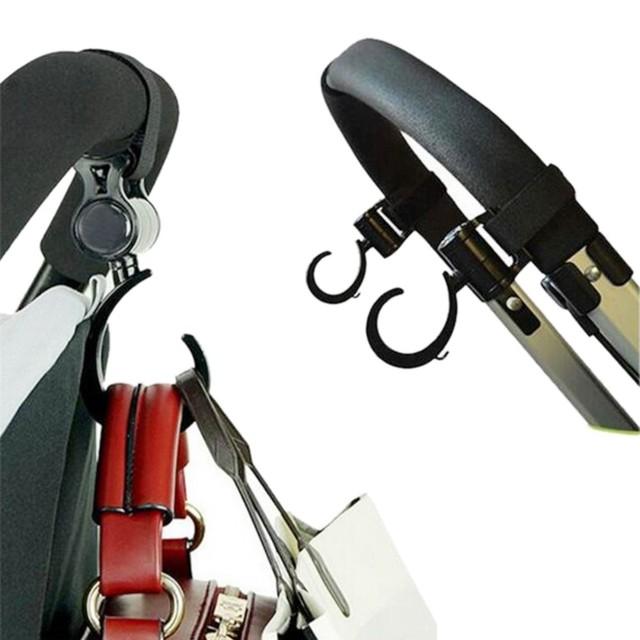 Multi-Purpose Baby Stroller Hook