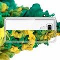 Gkk anti-batida de acrílico transparente coque silicone limpar phone case para lg g6 6g tampa do telefone