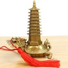 Feng Shui 9 Level Dragon Tortoise Pagoda