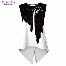 Summer Women Yoga Shirt Milk Star Print Female Sport Vest font b Fitness b font TShirt