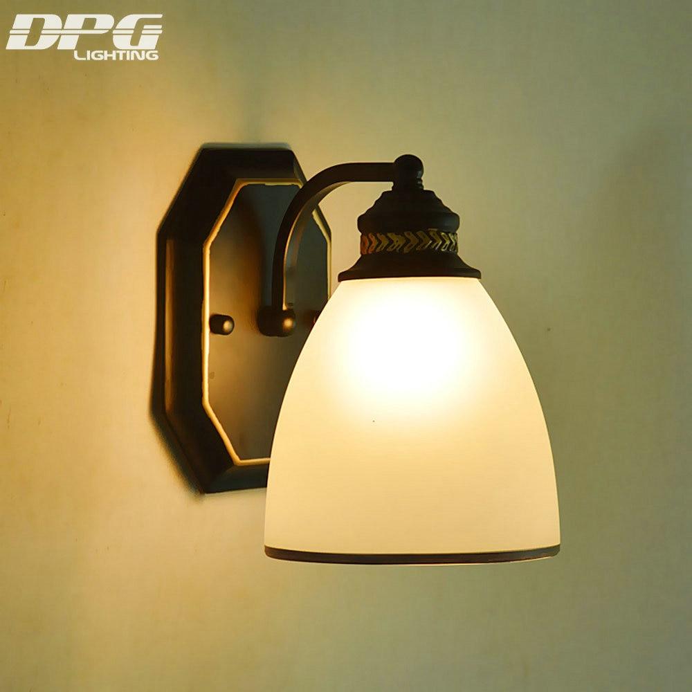Led Modern Art decoration Iron wall lamp indoor lighting wall ...