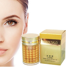 30g New Face Gold Essence Granule Eye Cream Anti Wrinkle Anti Aging Remove Dark Circles Bag Wrinkles For Lady Anti Puffiness