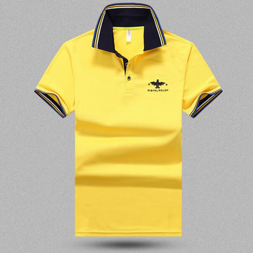 Polo   shirt men's high quality leisure cotton   polo   men's high conversion rate new short sleeve men   polo   shirt, large size M-3XL.