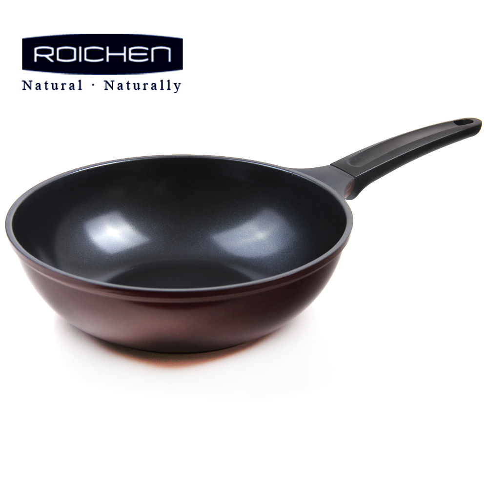 South Korea 100% Origianl roichen ceramic woks cooking ...