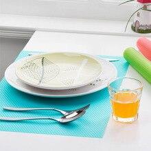 4 Pcs/set Fashion Refrigerator Pad Antibacterial Moisture Absorption Pad