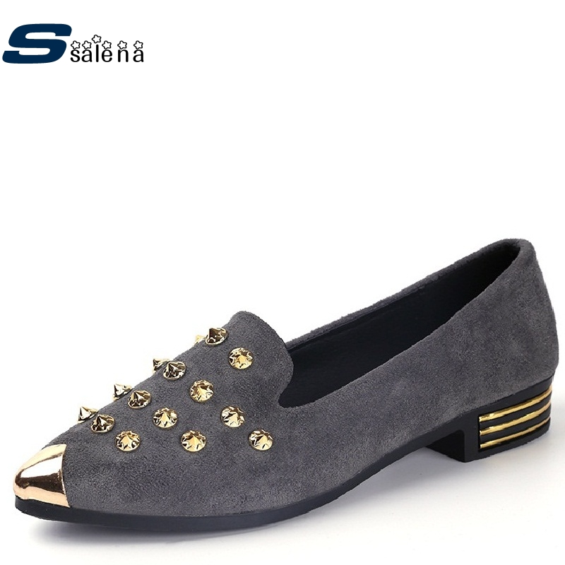 Platform Flats Women 2017 Soft Footwear Classic Casual Shoes Women Loafers AA20329 2pk c9364wn ink printer cartridges for hp 98 hp98 deskjet 8050 6310 5940 5940xi 5740 d4145 d4155 d4160 2575 h470b officejet 6310