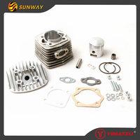 YIMATZU Engine Parts F80 Engine Parts Piston(set) CRK,for 80cc 2 Stroke Engine parts, engine piston