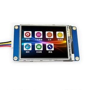 """Image 3 - 2.8 """"TJC Màn Hình HMI TFT Màn Hình Hiển Thị LCD Module 320X240 Màn Hình Cảm Ứng Cho Raspberry Pi"""